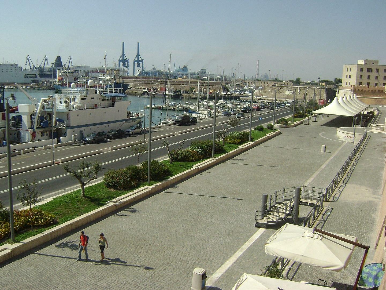 Civitavecchia Port Of Rome